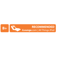 B+ Recommended iLounge